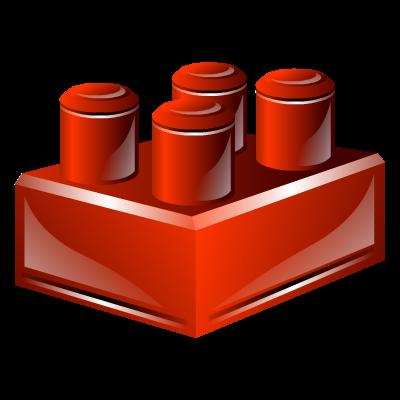 Block, Lego, Module Icon