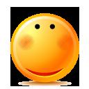 Pretty, Smile Icon