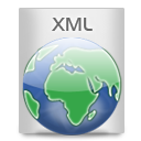 Document, File, Xml Icon
