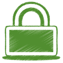 Lock, Privacy, Secure Icon