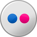 Flickr, Social Icon