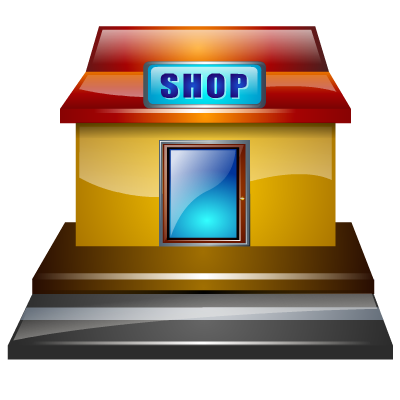Roadside, Shop Icon