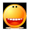 Happy, Smile Icon