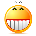 Big, Smile Icon