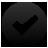 Checkmark, Round Icon