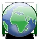 Browser, Earth, Globe, World Icon