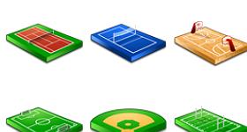 Choose Sport Icons