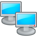 Computers, Network Icon