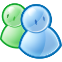 Messenger, Msn, Users Icon