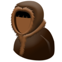 Eskimo, Man, User Icon