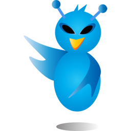Alien Bird Twitter Icon Download Free Icons