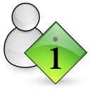 Info, User Icon