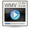 Ms, Video, Wmv Icon