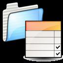 Folder, Properties Icon