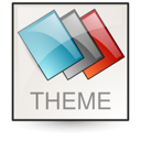 Application, Theme Icon