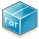 Application, Rar Icon