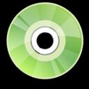 Dev, Disc, Dvdrw Icon