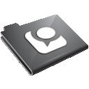 Grey, Technorati Icon