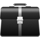 Briefcase, Employment Icon