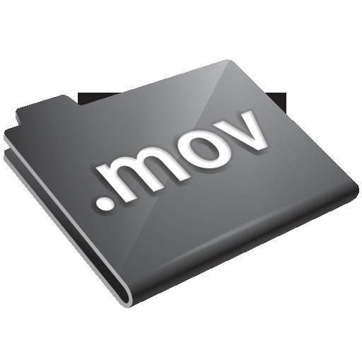 Grey, Mov Icon