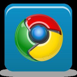 Chrome, Google Icon