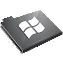 Grey, Windows Icon