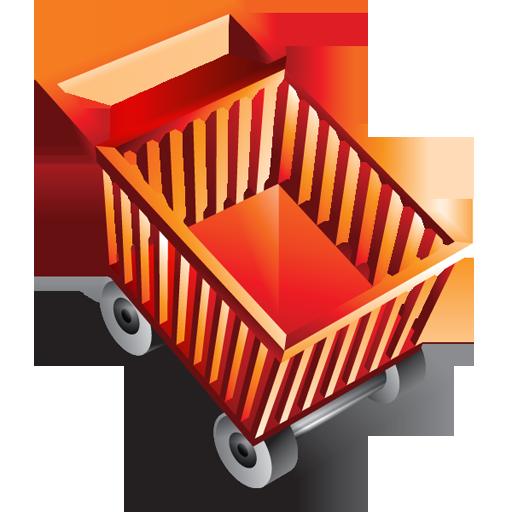 Ecommerce, Shoppingcart, Webshop Icon