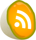 Feed, Fruit, Melon, Rss Icon
