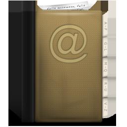 Addressbook, Phone, Phonebook Icon