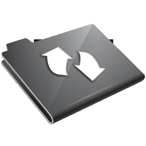 Arrow, Grey Icon