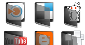 Folder Style Icons