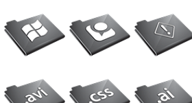 Delli OS System Icons