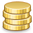 Cash, Gold, Money, Payment Icon