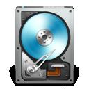 Blue, Hd, Opendrive Icon