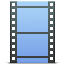 Movie, Video Icon