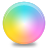 Cmyk, Colours Icon