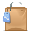 Bag, Buy, Shopping, Tag, Webshop Icon
