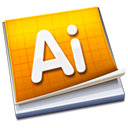Adobe, Illustrator Icon