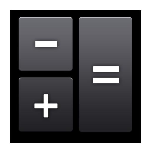 Android, Calculator Icon