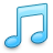 Itunes, Music, Note, Tone Icon