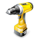 Drill, Machine Icon