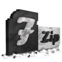 Destroy, Zip Icon