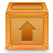 Crate, Upload Icon