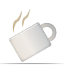 Coffee, Cup, Food, Mocca Icon
