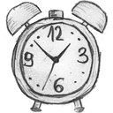 Alarm, Clock, History, Time Icon