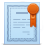 Licence, License Icon