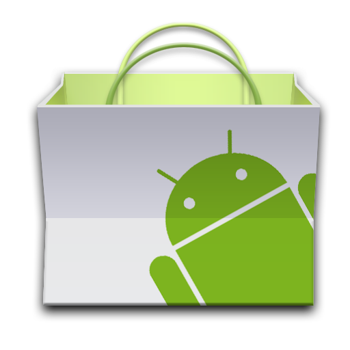 Android, Bag, Basket, Market, Paper Icon