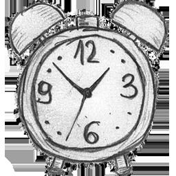 Alarm, Clock, History, Time Icon