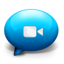 Blue, Ichat Icon