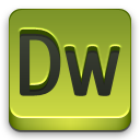 Adobe, Dw Icon